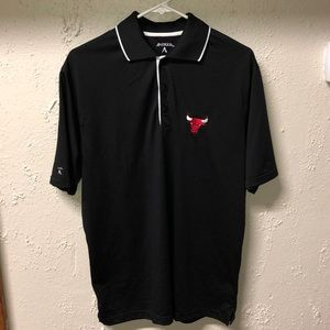 Chicago Bulls Antigua Men's Polo Shirt